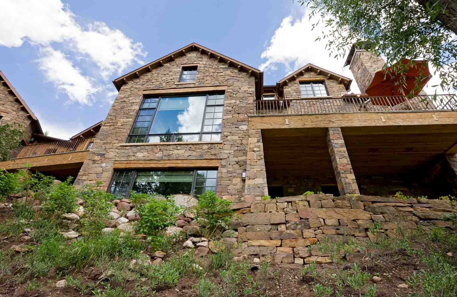 Luxury cheateau contractor in Aspen