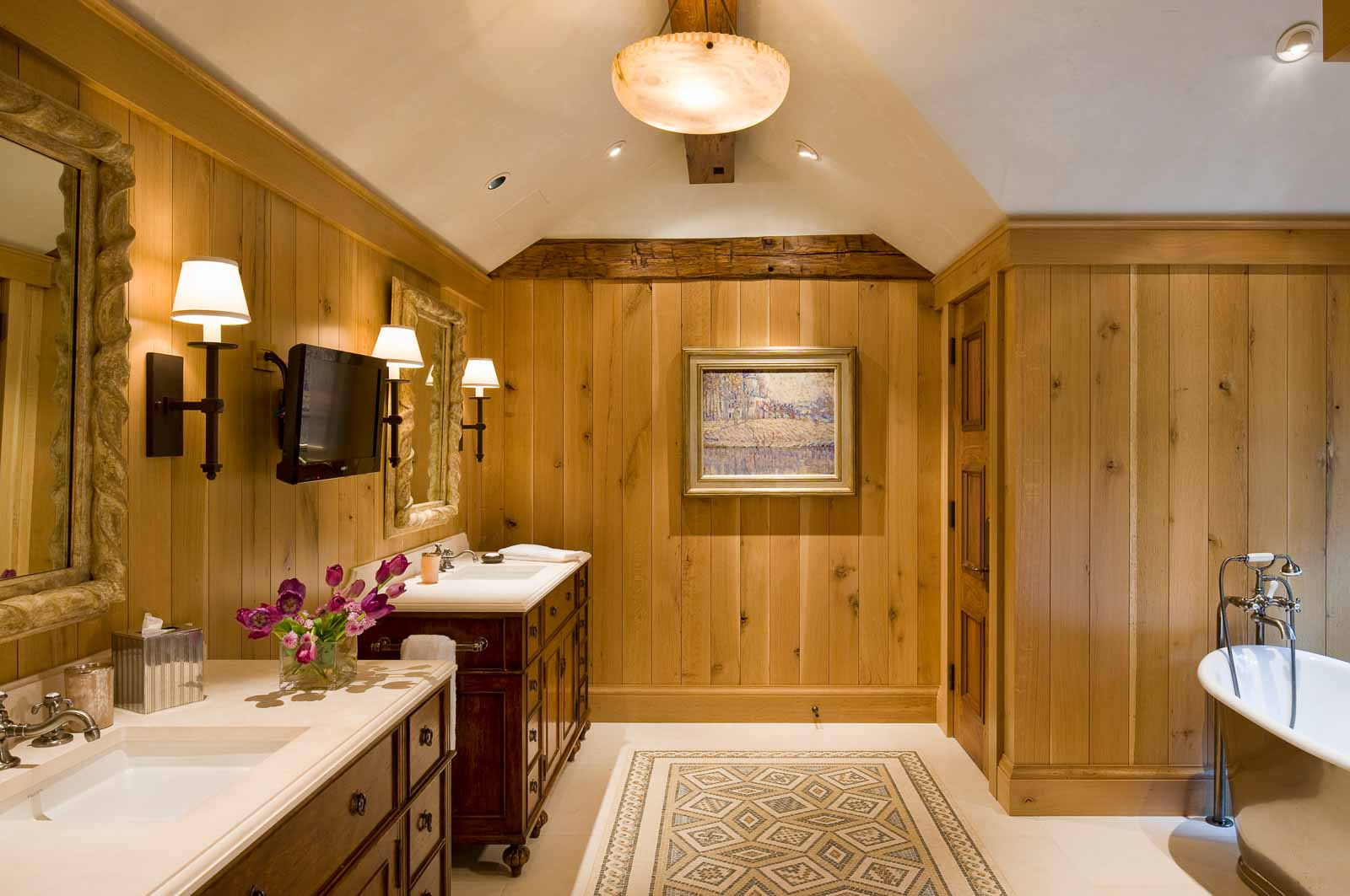 luxury cheateau builder aspen