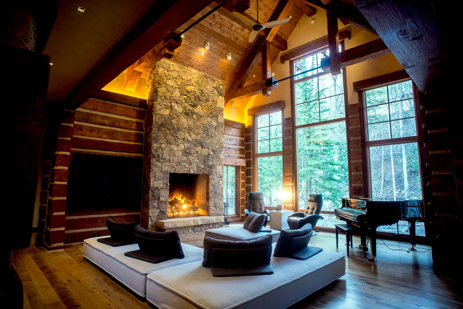 mountain cabin contractor in Aspen