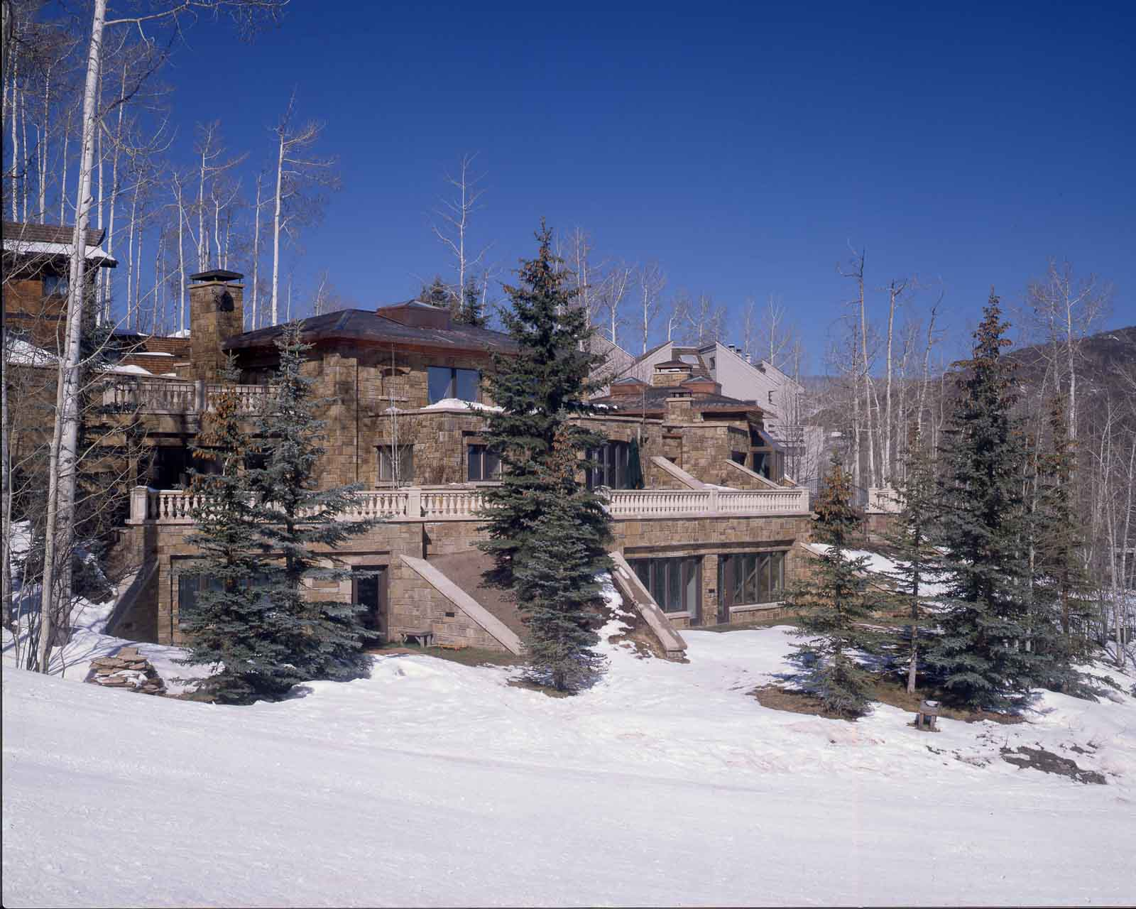 aspen colorado cabin contractor