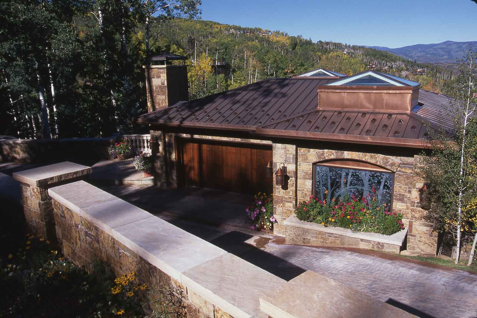 aspen luxury cabin builder