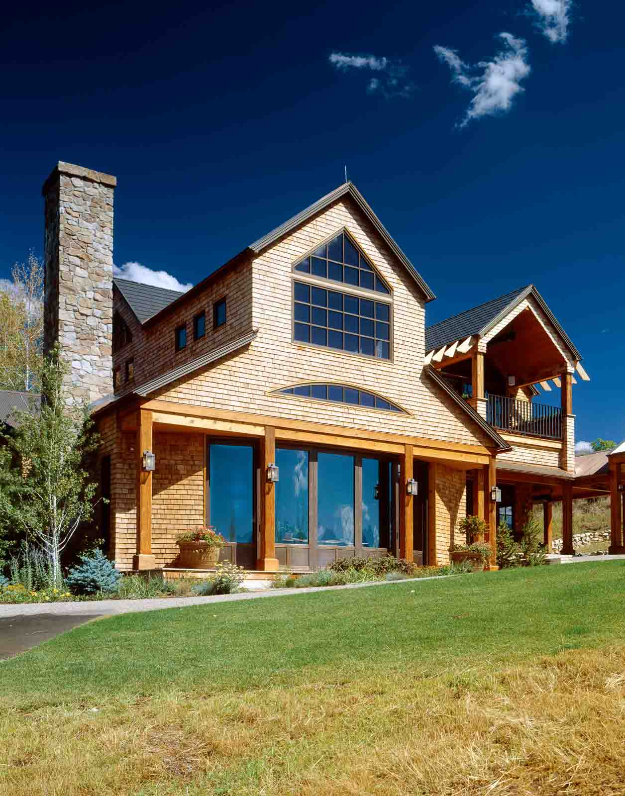 rustic cabin builder in snowmass